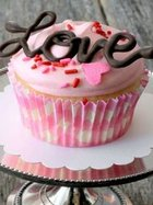 Sevgiliniz için cupcake'ler