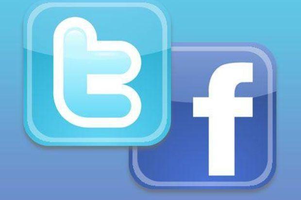 'Twit'lerimi kızıma Facebook tarlamı oğluma bırakıyorum'