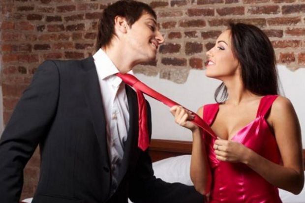 Sevgilinizin aklını başından almak için kırmızının gücünü kullanın!