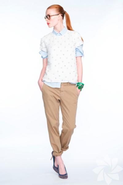 <p>J. Crew 2012 İlkbahar Yaz koleksiyonu</p>