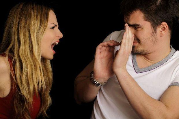 Ağız kokusu boşanma ve iş kaybına neden olabilir!