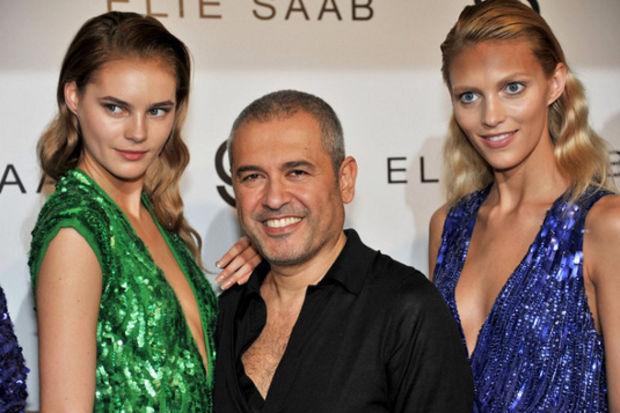 Elie Saab 2012 İlkbahar / Yaz Koleksiyonu