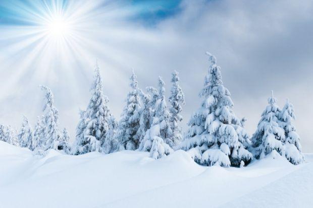 Dünyanın dört bir yanından büyüleyici güzellikte kar manzaraları