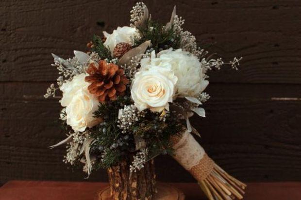 Kış mevsiminde evleneceklere gelin çiçeği önerileri