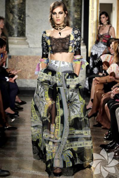 <p>Emilio Pucci 2012 İlkbahar Yaz koleksiyonu</p>