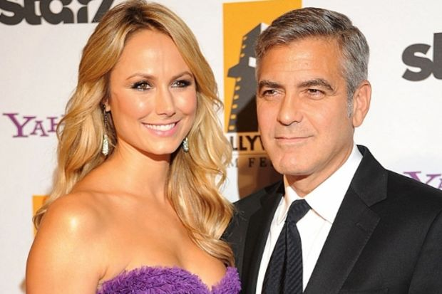 George Clooney'i insomnia bastı!