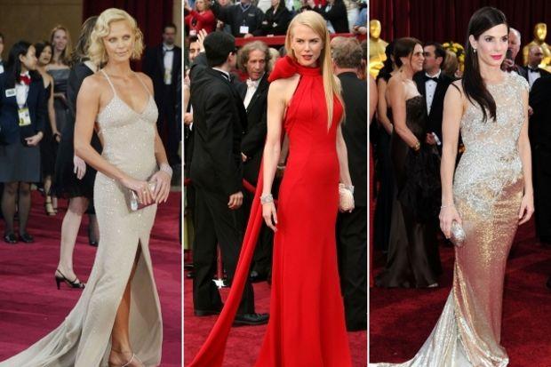 İşte Oscar Ödül Törenlerinin en iyi elbiseleri!