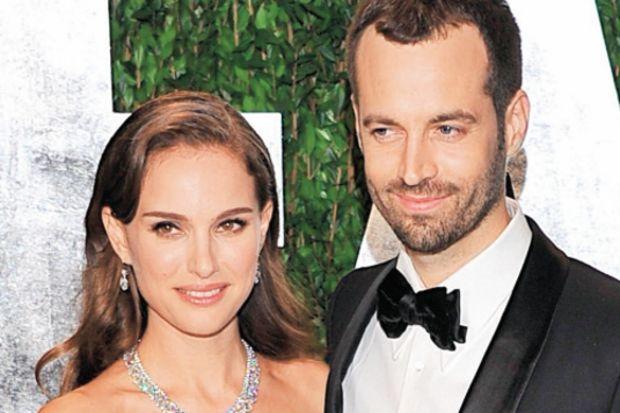 Siyah kuğu Natalie Portman evlendi