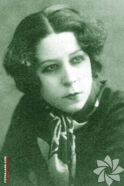 Afife Jale - İlk kadın tiyatro oyuncusu