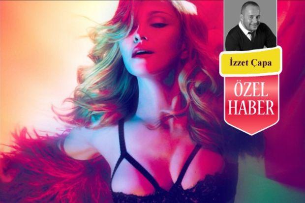 Madonna'nın klibine Türk imzası!