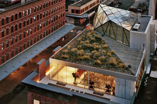 Ünlü moda tasarımcısı Diane Von Furstenberg'un evi