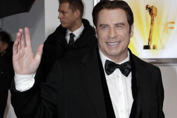 'John Travolta'dan 'ahlaksız teklif'