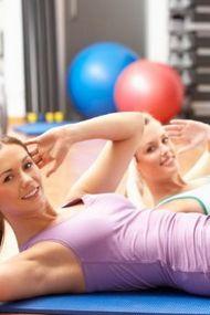 Bazı egzersizler kadında orgazma sebep oluyor