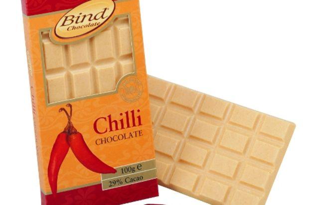 Acıyla, tatlının mükemmel birleşimi: biberli çikolata!