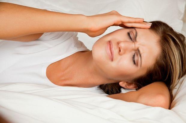 Migrenden kaynaklanan ağrı için papatya kullanın!