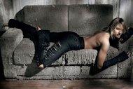 Candice Swanepoel'in birbirinden seksi fotoğrafları