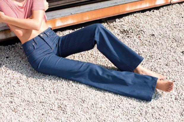 Yeni sezonun boy uzatan pantolonu