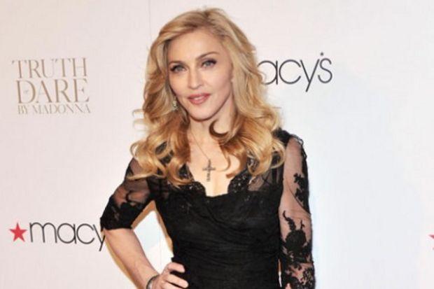 Madonna\'dan yepyeni bir parfüm