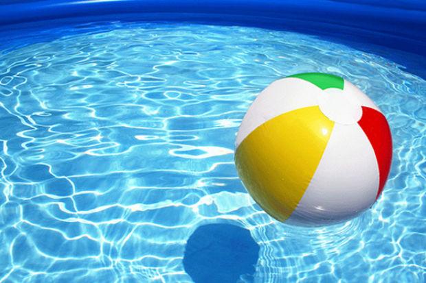 Havuz aktiviteleri ile eğlenceli bir yaz