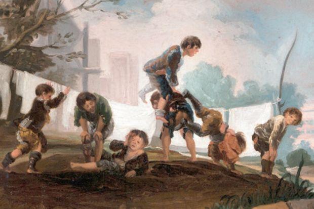 Goya sergisi bugün Pera'da açılıyor