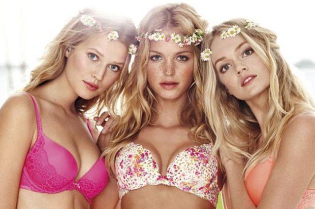 Victoria's Secret'tan mucize sütyenler!