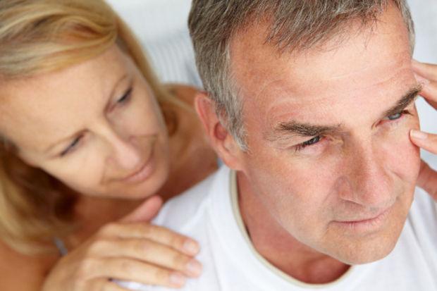 Erkeklerin kabusu: Yaşlanan adam sendromu