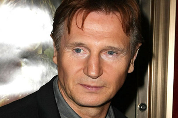 Liam Neeson: 'Sinemada hem açlık hem ziyafet var'