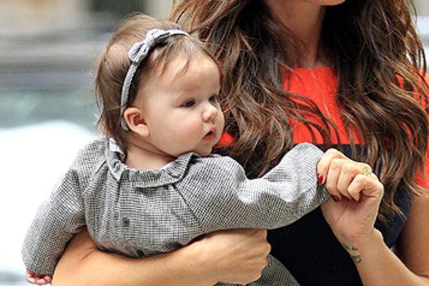 9 aylık ünlü bebek ilk teklifini aldı!
