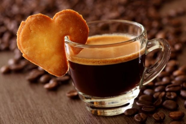 Espresso içenler daha güvenilir