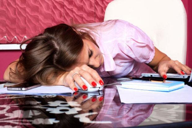 Geçmeyen yorgunluk hastalık habercisi