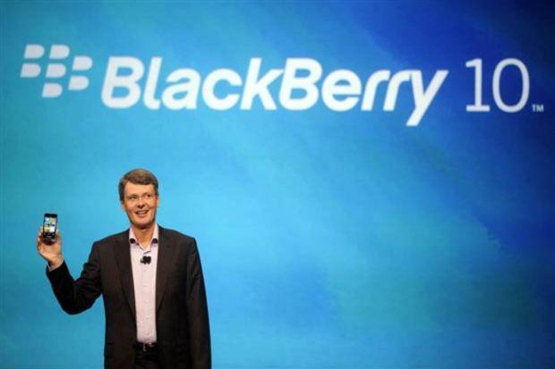 BlackBerry yeni modeliyle küllerinden doğuyor!