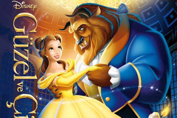 """Walt Disney Animasyon Stüdyoları'nın büyüleyici klasiği """"Güzel ve Çirkin"""" geri döndü..."""