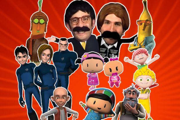 Animasyon dünyası ile daha yakından tanışmaya ne dersiniz?