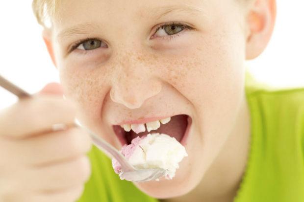 Dondurma zevki boğaz enfeksiyonuna dönüşmesin!