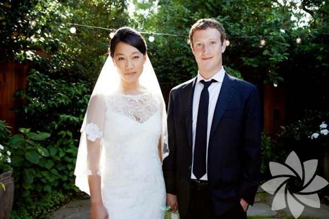 <p>Mark Zuckerberg & Priscilla Chan</p>