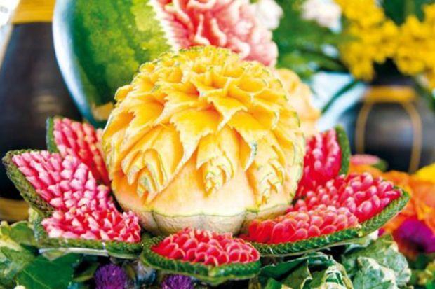 Yaratıcılığın sınır tanımadığı sebze ve meyveler