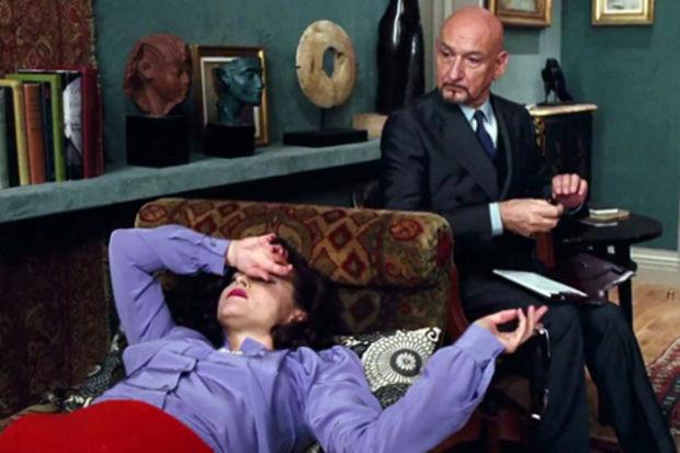 Prada'nın yepyeni kısa filmi: 'A Therapy'