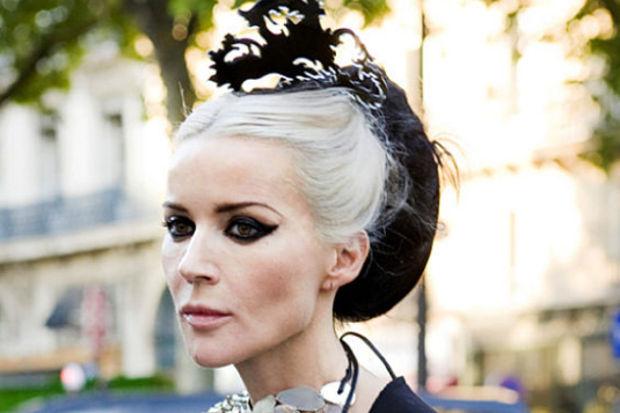Modanın ilham perisi Daphne Guinness