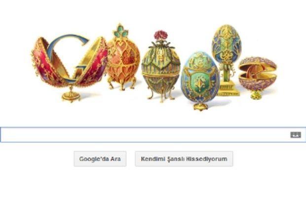 Google'da bugün yumurtaların günü!