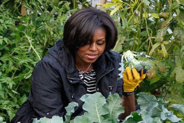 Başkanın eşi çiftçi oldu!