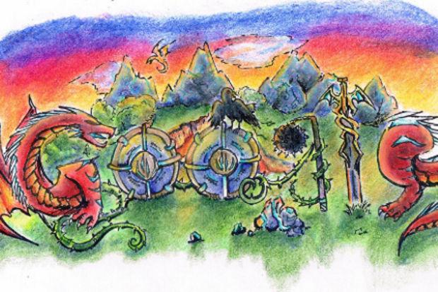Google'dan özel günleri anlatan Doodle'lar