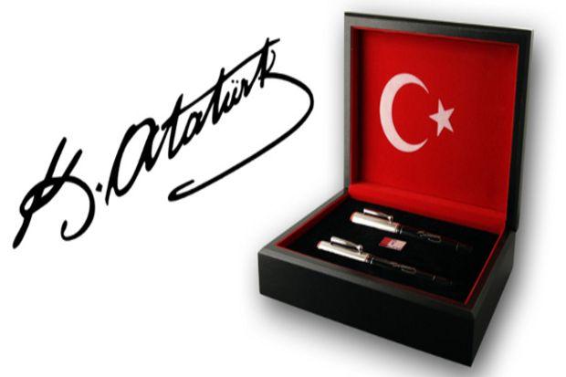 881 adet Atatürk kalemi