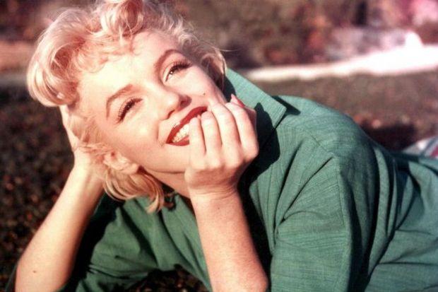Doğum günün kutlu olsun Marilyn...