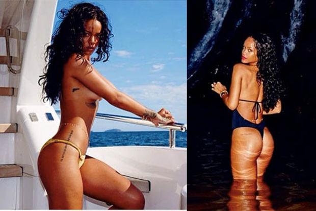 Rihanna: Cheryl çok seksi kadın