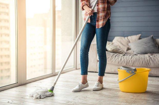 Temizlik yapmanın 8 kolay yolu!