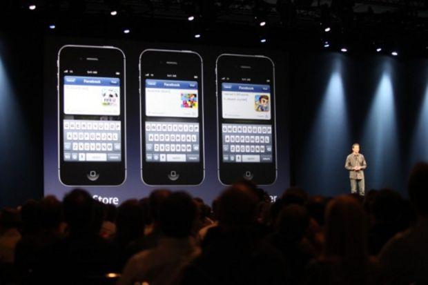 Apple yeni işletim sistemi iOS6'yı tanıttı!