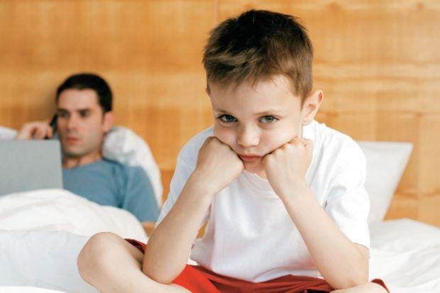 Babalar ebeveyn olup kariyer yapamaz mı?