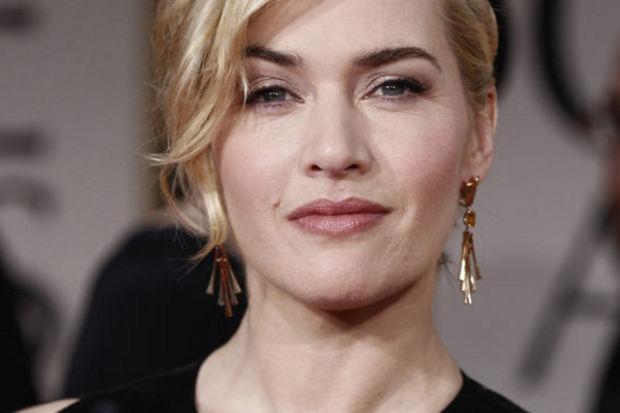 Kate Winslet'a 'kraliyet nişanı'