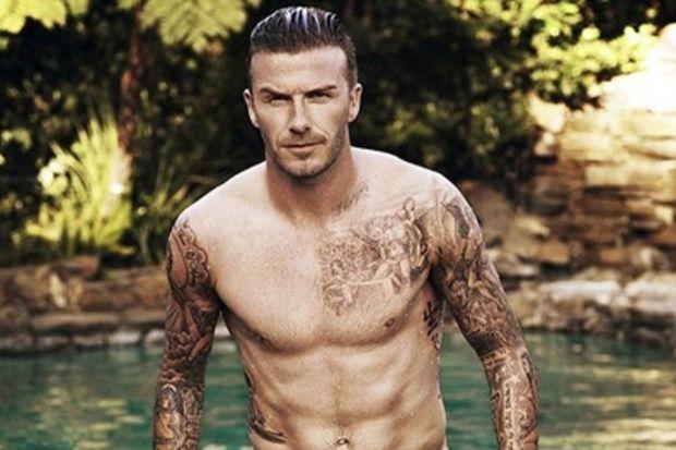 Bir David Beckham portresi: Hem cimri hem kılıbık…