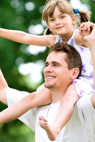 Süper baba olmak hiç de zor değil!